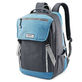 American Tourister Dig Dug Backpack in the color Light Blue/Grey.