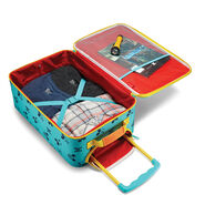 """American Tourister Disney 18"""" Softside Upright in the color Mickey."""