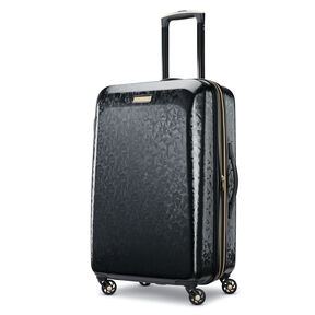 American Tourister Belle Voyage Hardside Upright 68/24 in the color Black.