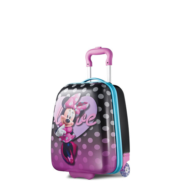 "American Tourister Disney 18"" Hardside Upright in the color Minnie."