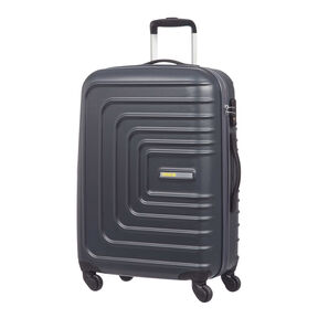 """American Tourister Sunset Cruise 24"""" Spinner in the color Nightshade."""