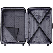"American Tourister Triumph NX 28"" Spinner in the color Silver."