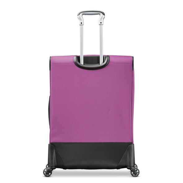 """American Tourister Meridian NXT 25"""" Spinner in the color Purple."""