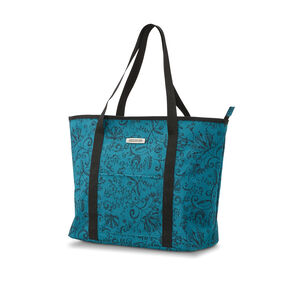 Riverbend 4 Piece Set in the color Teal Floral.