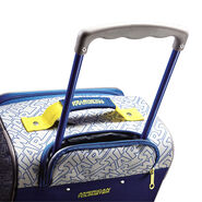"""American Tourister Disney 18"""" Softside Upright in the color Star Wars R2D2."""