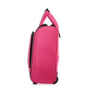 4 Kix Rolling Tote in the color Pink.