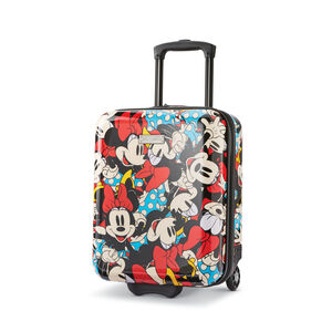 Disney Roll Aboard 2 Piece Set (Underseater/Carry-On) in the color Minnie.