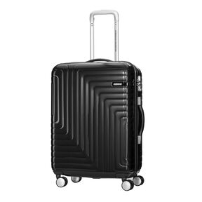 "American Tourister Dartz 24"" Spinner in the color Black."
