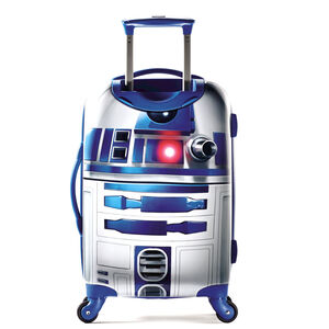 "Star Wars 21"" Spinner in the color R2D2."