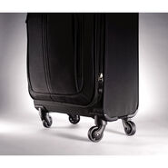 "American Tourister Splash Spin LTE 24"" Spinner in the color Black."