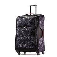 "American Tourister Disney Mickey Mouse 28"" Spinner in the color Mickey Mouse Multi Face."