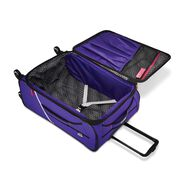 "American Tourister Reflexx 28"" Spinner in the color Fearless Purple."