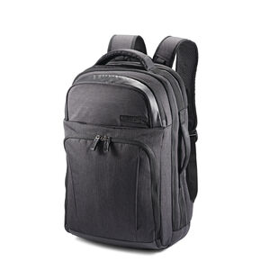 Searac Backpack in the color Charcoal.