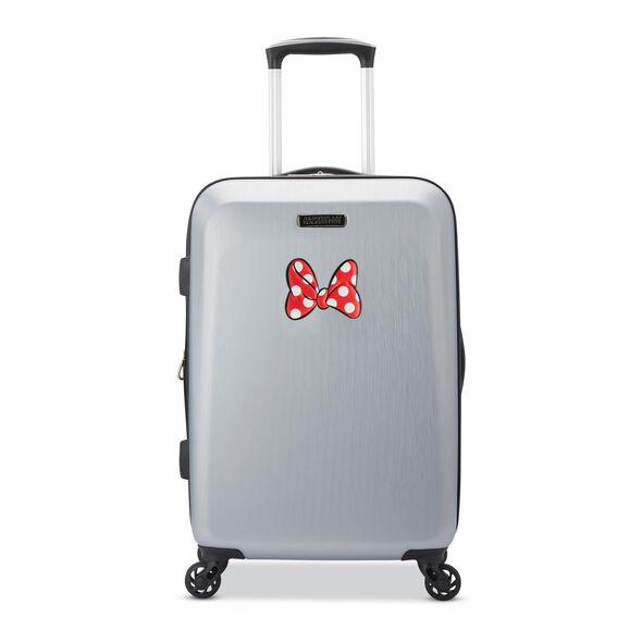 American Tourister Disney Luggage Stickers in the color Minnie Bow.