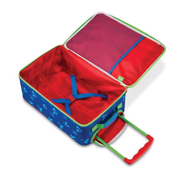 """American Tourister Disney Kids 16"""" Hardside Upright in the color Mickey."""