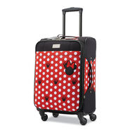 """American Tourister Disney Minnie Dots 20"""" Spinner in the color Minnie Dots."""