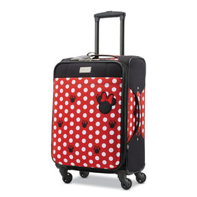 7099e44aa American Tourister Disney Minnie Dots 20 quot  Spinner in the color Minnie  ...