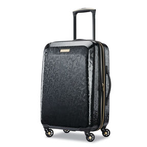 "American Tourister Belle Voyage Hardside 20"" Spinner in the color Black."
