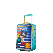 "American Tourister Disney 18"" Softside Upright in the color Mickey."