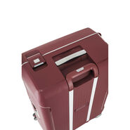 "American Tourister Tribus 25"" Spinner in the color Red."