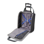 American Tourister Sonic Rolling Tote in the color Black.