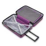 "American Tourister Stratum XLT 28"" Spinner in the color Plum."