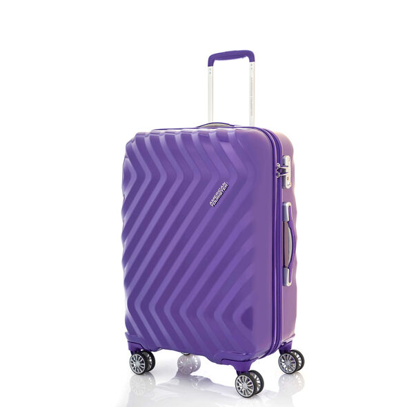 "Z-Lite DLX 24"" Spinner in the color Moonrise Purple."
