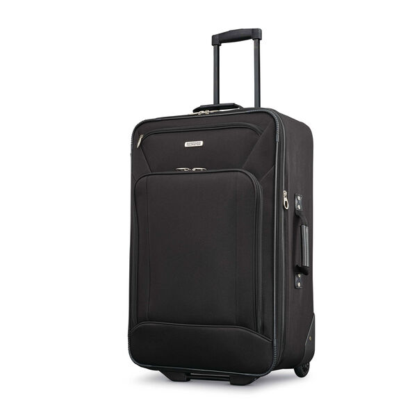 American Tourister Fieldbrook XLT 3 Piece Set in the color Black.