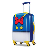 """American Tourister Disney 20"""" Spinner in the color Donald Pants."""