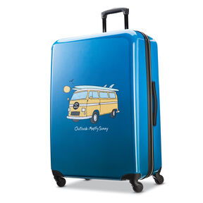 "American Tourister Life Is Good 28"" Spinner in the color Van."