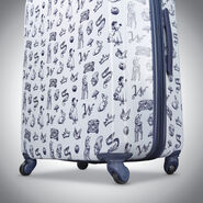 American Tourister Disney Snow White 2 Piece Set in the color Blue/White.