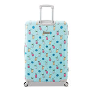 """American Tourister Life Is Good 28"""" Spinner in the color Mason Jars."""