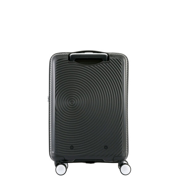 "American Tourister Curio 20"" Spinner in the color Black."