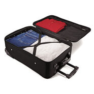 American Tourister Fieldbrook II 4 Piece Set in the color Black.