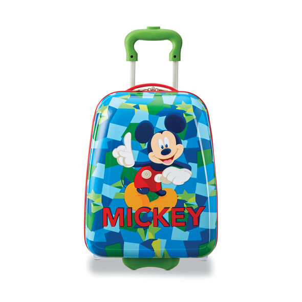 "American Tourister Disney Kids 16"" Hardside Upright in the color Mickey."