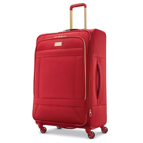 "American Tourister Belle Voyage 28"" Spinner in the color Red."