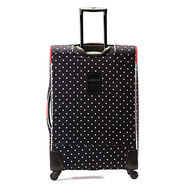 "American Tourister Disney Minnie Mouse 28"" Spinner in the color Minnie Mouse Red Bow."
