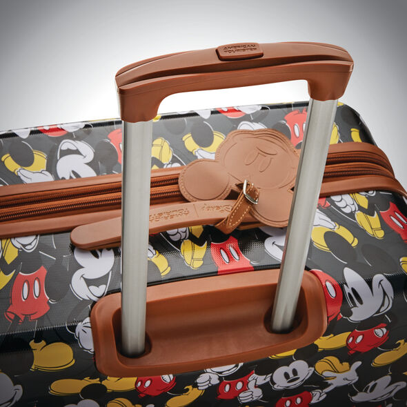 """American Tourister Disney Mickey 20"""" Spinner in the color Mickey Classic."""