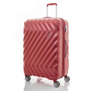 "Z-Lite DLX 28"" Spinner in the color Autumn Red."