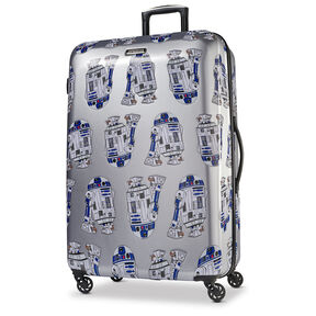 "American Tourister Star Wars 28"" Spinner in the color Star Wars R2D2."