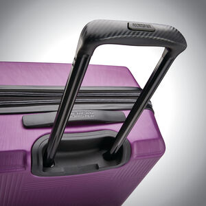 """Stratum XLT 20"""" Spinner in the color Plum."""
