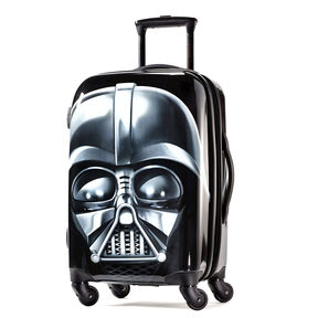 "American Tourister Star Wars 21"" Spinner in the color Darth Vader."