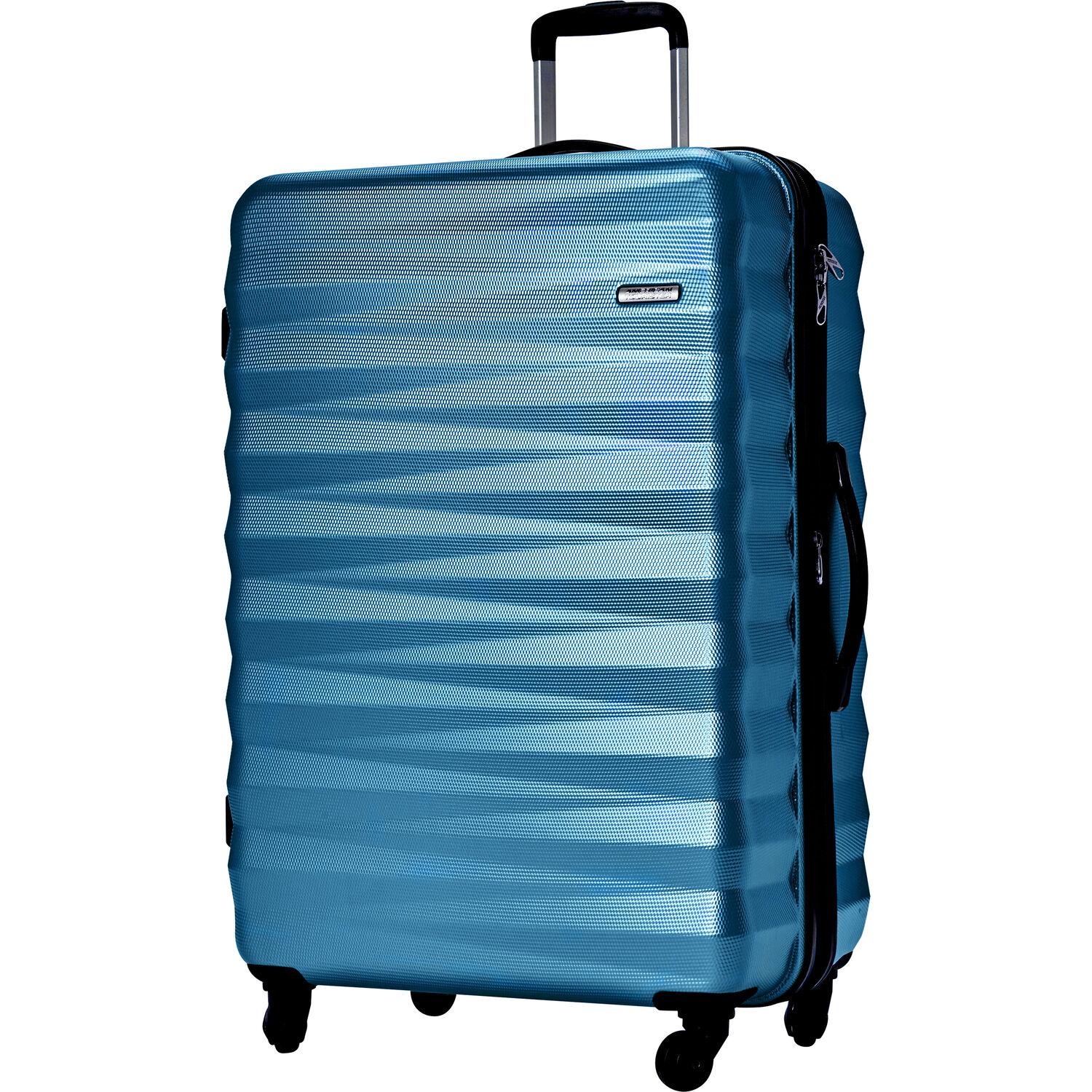 """American Tourister Triumph NX 28"""" Spinner in the color Periwinkle."""