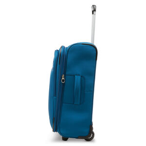 "Blast XLT 24"" Upright in the color Aqua Blue."