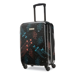 "American Tourister Star Wars Battle 20"" Spinner in the color Star Wars Galaxy."