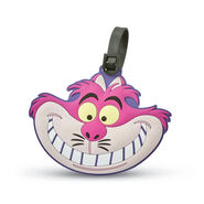 American Tourister Disney ID Tag Cheshire Cat in the color Cheshire Cat.