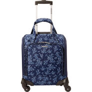 American Tourister Lynnwood Spinner Underseater in the color Blue Floral.