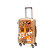 """American Tourister Star Wars Rogue One 20"""" Spinner in the color Rebel."""