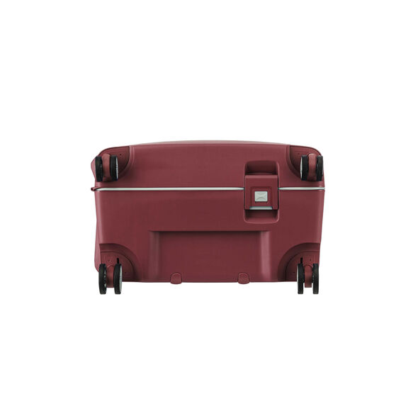 "American Tourister Tribus 20"" Spinner in the color Red."