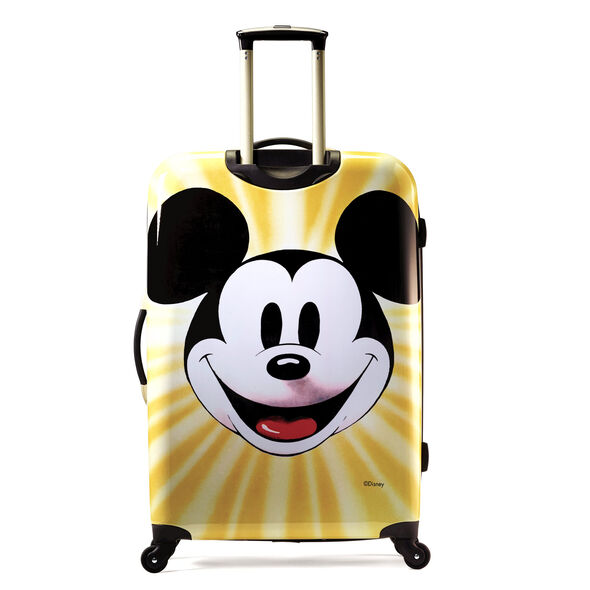 "American Tourister Disney Mickey Mouse 28"" Hardside Spinner in the color Mickey Mouse Face."